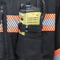 Detachable Radio Pocket