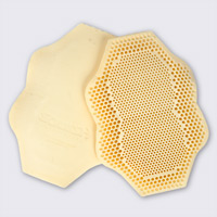 SQUISH® Honeycomb Silicone Elbow Pads